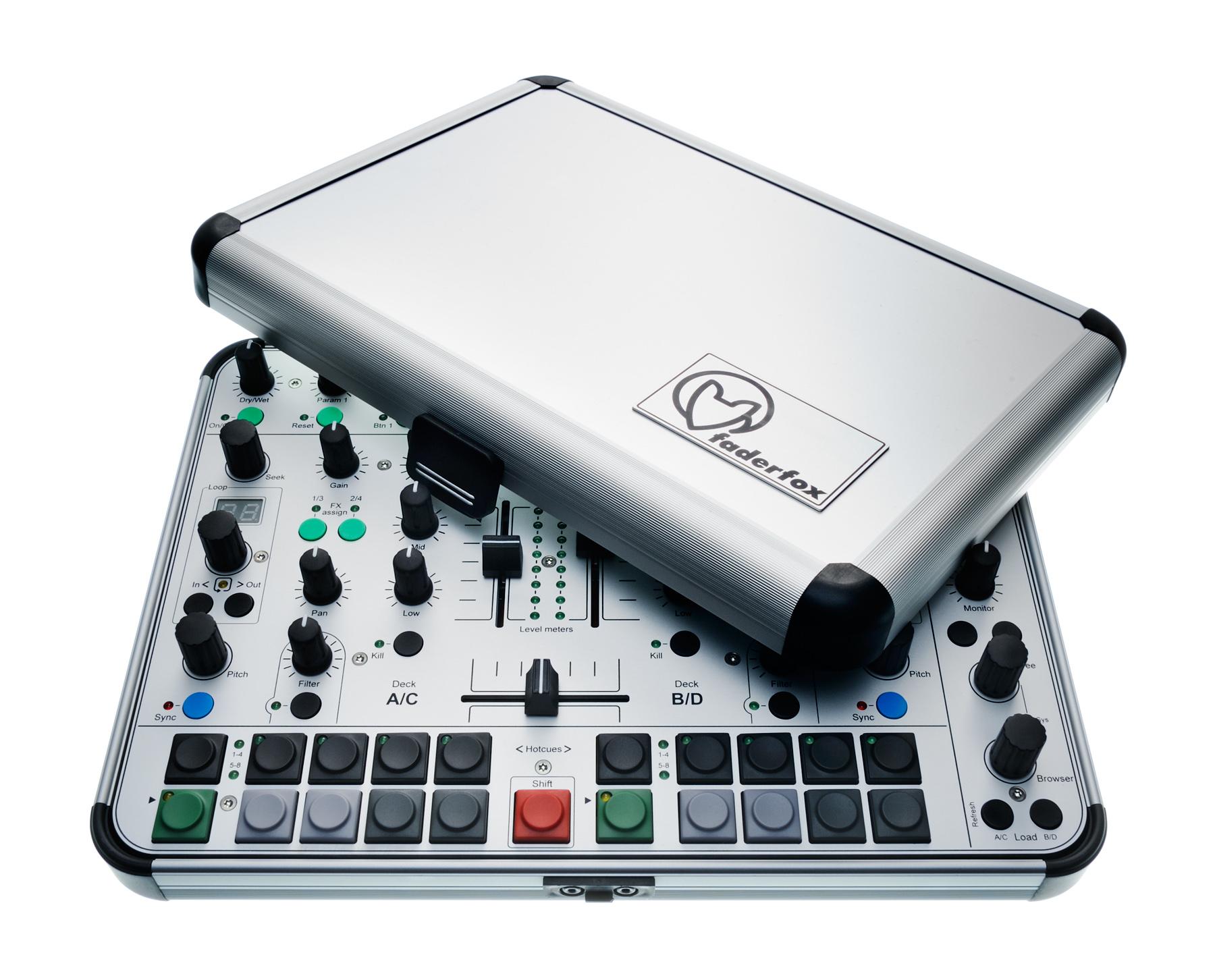 Faderfox DJ4 User Manual